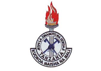 Feuerwehr in Tansania